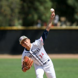 Baseball vs Alhambra 20170408