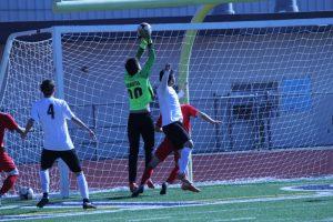 Varsity Boys Soccer vs Etiwanda
