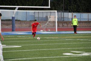 Varsity Boys Soccer vs San Marino