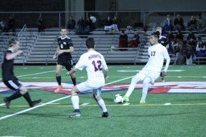 Varsity Boys Soccer vs Heritage Christian