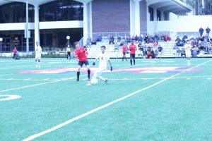 Varsity Boys Soccer vs Dunn