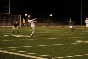 Varsity Boys Soccer vs Temple City