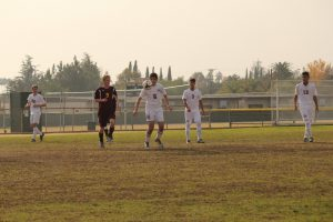 Varsity Boys Soccer vs Valley Christian