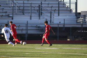 Varsity Boys Soccer vs Alhambra