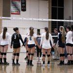 Girls Varsity Volleyball vs Heritage Christian