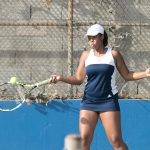Maranatha High School Girls Varsity Tennis beat Whittier Christian High School 15-3