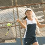Maranatha High School Girls Varsity Tennis beat Heritage Christian 16-2