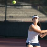 Maranatha High School Girls Varsity Tennis beat Valley Christian/Cerritos 16-2