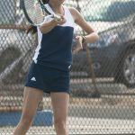 Maranatha High School Girls Varsity Tennis beat Whittier Christian High School 17-1
