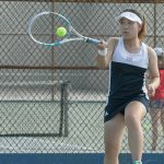Maranatha High School Girls Varsity Tennis falls to Glendale High School 13-5