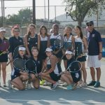 Girls Tennis League Prelims and Finals