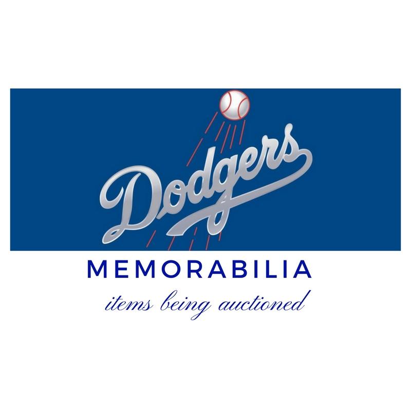 Dodger Fans, Bid NOW…