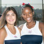 Maranatha High School Girls Varsity Tennis beat Laguna Blanca High School 78-70