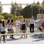 Girls Tennis -  CIF Semifinals