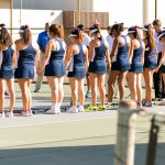 Maranatha High School Girls Varsity Tennis ties Orange High School 9-9