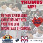 Come Celebrate Valentines Day At Maranatha