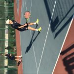 Boys Varsity Tennis beats Flintridge Prep School 10 – 8