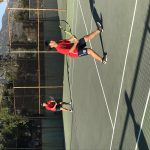 Boys Varsity Tennis beats South Pasadena 11 – 7