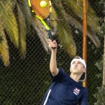 Boys Varsity Tennis falls to Rowland 10 – 8