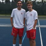 Boys Varsity Tennis finishes 1st place at League Finals