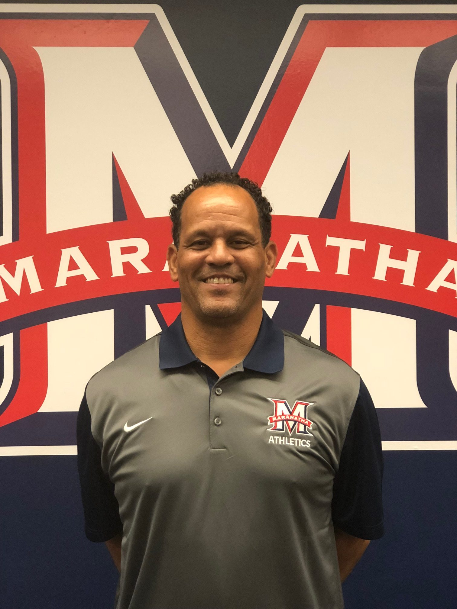Maranatha High School Welcomes New Head Volleyball Coach Michael Del'Homme