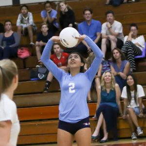 Girls Varsity Volleyball vs AGBU – August 27, 2018