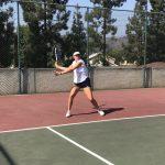 Girls Varsity Tennis beats Valley Christian/Cerritos 15 – 3