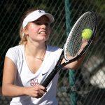 Girls Varsity Tennis beats Valley Christian/Cerritos 14 – 4