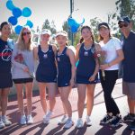 Girls Tennis - Senior Day 2018