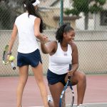 Girls Tennis vs Heritage Christian