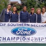 Girls Varsity Tennis Players Excel at CIF-SS Individuals