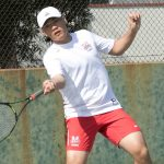 Boys Varsity Tennis beats Pasadena 15 – 3
