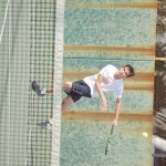 Boys Varsity Tennis beats Flintridge Prep School 18 – 0