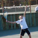 Boys Varsity Tennis beats Valley Christian/Cerritos 16 – 2
