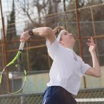 Boys Varsity Tennis beats Mark Keppel 16 – 2