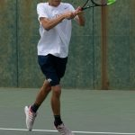 Boys Varsity Tennis beats Rowland 14 – 4