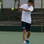 Boys Varsity Tennis beats Montebello 16 – 2