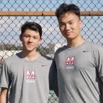 Boys Tennis edged at end by Walnut, 8-10