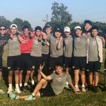 2nd Rd. CIF Playoffs – Boys Tennis beats Magnolia 15-3