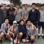 CIF Quarterfinals – Boys Tennis beats Arrowhead Christian 12-6
