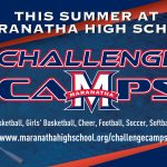 Summer Challenge Camps at Maranatha