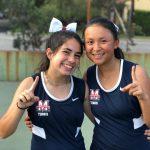 Maranatha Opens Girls Tennis Season, 17-1, Over PHS