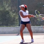 Girls Varsity Tennis beats San Gabriel 14 – 4