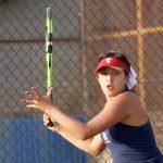 Girls Varsity Tennis beats Heritage Christian 18 – 0