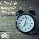 A Minute to Appreciate Minutemen