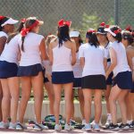 Girls Varsity Tennis beats Valley Christian/Cerritos 14 – 4