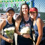 Girls Tennis - Senior Day 2019