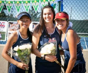 Girls Tennis – Senior Day 2019