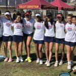 Girls Tennis' Smith and Wilder/Yee in Olympic League Tourney Finals