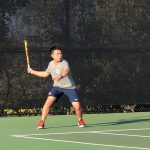 A Costly 12-6 Win for Boys Tennis v. Buena Park